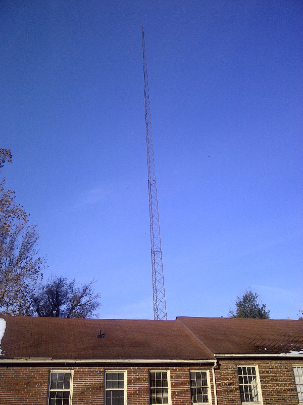 120' PIROD SELF SUPPORTING TOWER